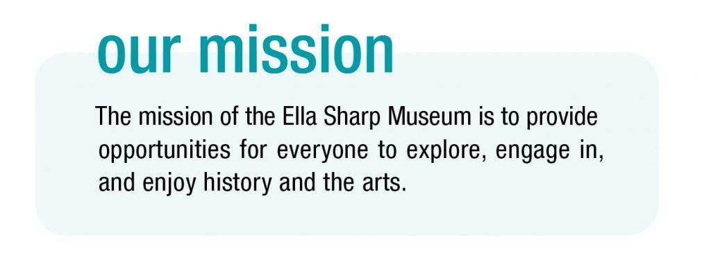 ella sharp museum mission